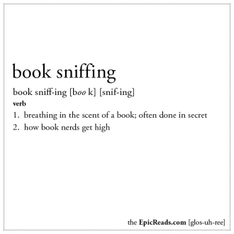 booksniffing
