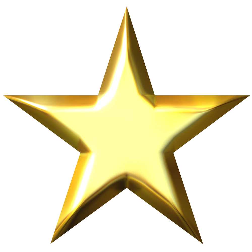 Gold-star-star-no-background-clipart